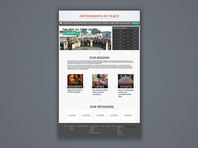 IOP Homepage