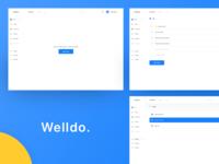 Welldo. Simple To-Do App
