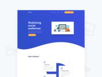 Mobil.io — Landing Page