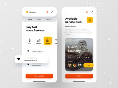 Home Rent Services website dribbble ofspace digital agency ofspace branding agency branding design branding real estate branding real estate agency real estate agent real estate logo real estate house renting rentals rental app rental rent house rent