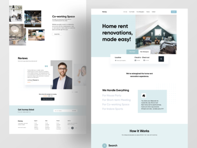 Short term House Rent for Different Purpose brand identity brand design branding agency branding design branding dribbble ofspace agency ofspace real estate branding real estate agency real estate agent real estate logo real estate realestate rental app renting rentals rental rent house rent