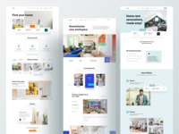 Real Estate Landing Pages by Ofspace