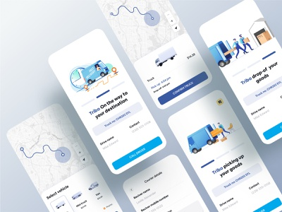 Tribo Mobile app | Real Estate branding concept branding agency brand design brand identity branding design brading tracking app realestateagent realestate logo realestate real estate logo real estate agent real estate agency real estate branding real estate dribbble website design app design branding ofspace