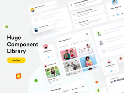 Multi-concept Landing page UI Kit illustration design real estate ofspace agency dribbble website design app design ofspace branding logo motion graphics graphic design 3d animation