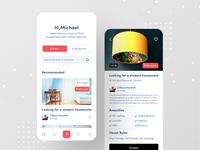 Flatmate Finder App