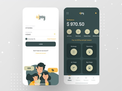 Ofpay - Online Payment App