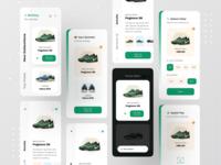 Snicky Shop App UI