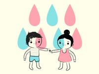 raindrop kids