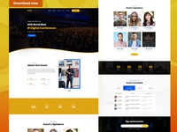 Event Management Template