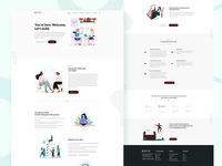 Psychotherapy landing page