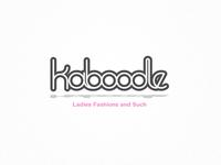 Kaboodle Logo Concept