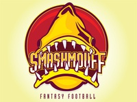 Smashmouff Fantasy Football Logo