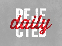 Rejected Daily Tee