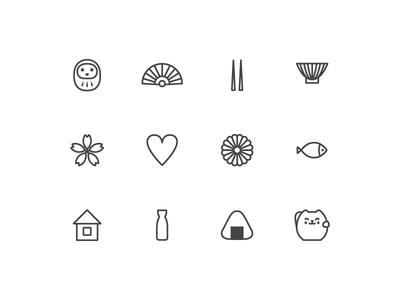 Icons for Miya #2