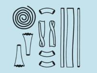 Chelini: Pasta Icons