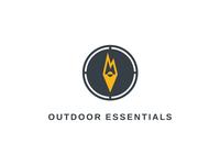 Outdoor Essentials: Logo