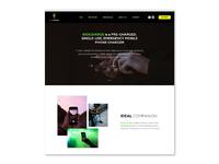 KickCharge: Website