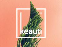 Keauti: Logo Design