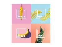 keauti: Logo Palette