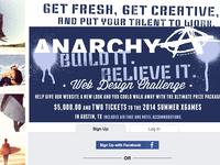 Anarchy Design Challenge