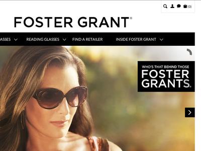 Fostergrant Site foster grant website ecommerce