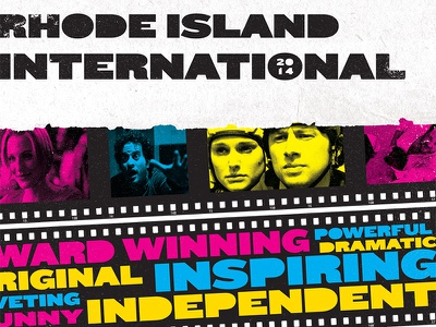 Rhode Island International Film Festival 2014 film film festival international film festival rhode island poster