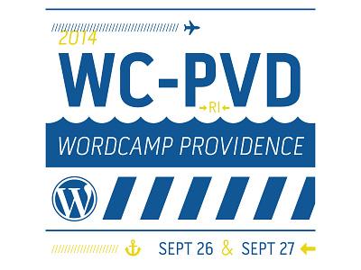 WordCamp Providence 2014 wordcamp wordpress branding events rhode island providence