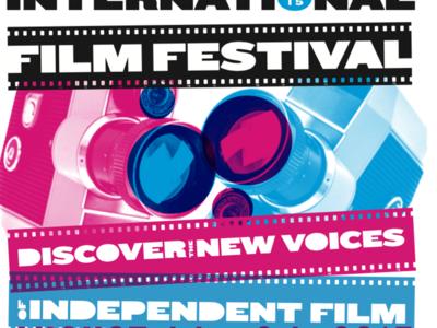 Rhode Island International Film Festival Poster rhode island festival poster film
