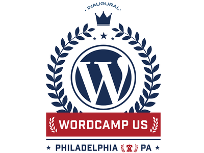 WordCamp US Logo logo wordpress wordcamp