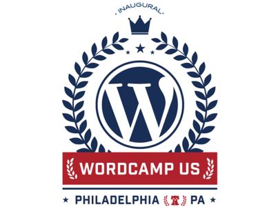 WordCamp US Logo logo wordpress wordcamp