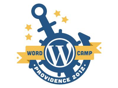 Wordcamp Providence Logo wordpress wordcamp providence rhode island