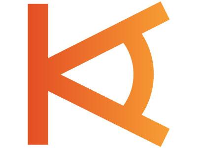 KA monogram monogram letter mark monogram design monogram logo monogram minimal letter logo graphic branding typography digital art colorful type design