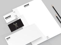 Orion Resources International Corporation logo design