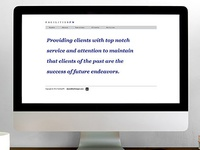 FacilitiesPM website