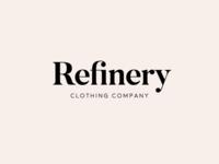 Refinery Clothing Co. Logo