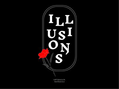 Illusions | Cocktails + Spirits