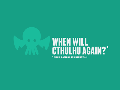 When illustration cthulhu board games