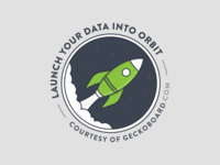 Launch Data Tee