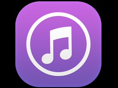iTunes iOS 7 Icon by J...