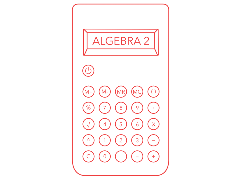 binder cover algebra 2 simplified by justin wetch dribbble dribbble