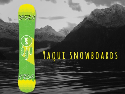 Yaqui Snowboards