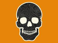 Topo Skull