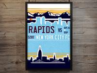 Rapids Poster