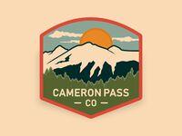 Cameron pass patch
