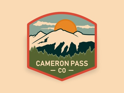 Cameron Pass Patch