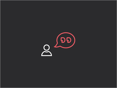 User Stories line pop color bright process user simple flat icon