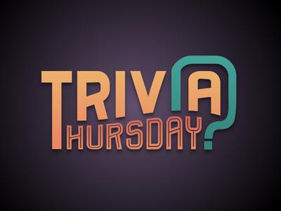 Trivia Thursday Logo