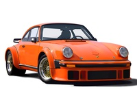 Porsche Vector in Illustrator CS6