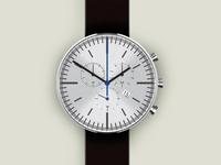 Uniform Wares 302 Series Watch