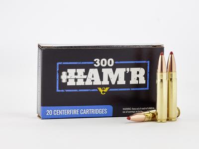 Wilson Combat 300 HAM'R Brand & Packaging